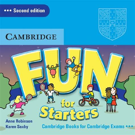 1316617467 fun for starters student s book fun for starters movers flyers second edition
