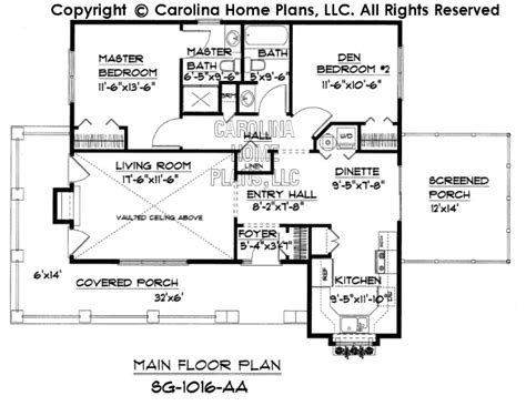 Pdf File For Chp Sg 1016 Aa Affordable Small Home Plan 1100 Sf House Plans