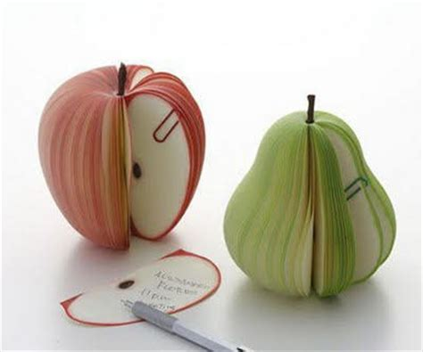 Paper Apple Crafts - gorgeous paper apple crafts
