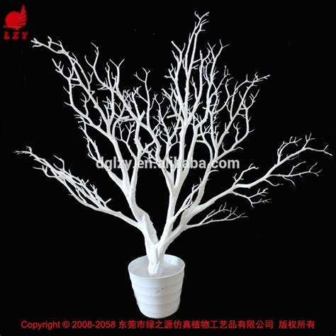 Manzanita Tree Images Mantr30bk Black Manzanita Wishing White Manzanita Tree Centerpiece