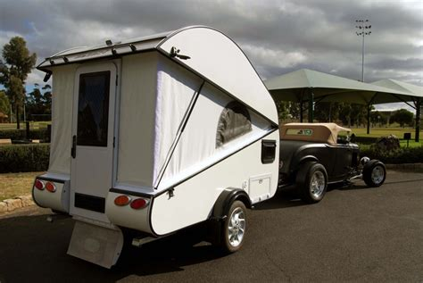 Ideal Home Interiors by Wombat Conversions Teardrop Campers