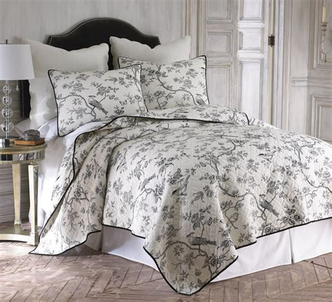 Black Toile Bedding Sets Total Fab Black And White Toile Damask Comforters And Bedding Sets
