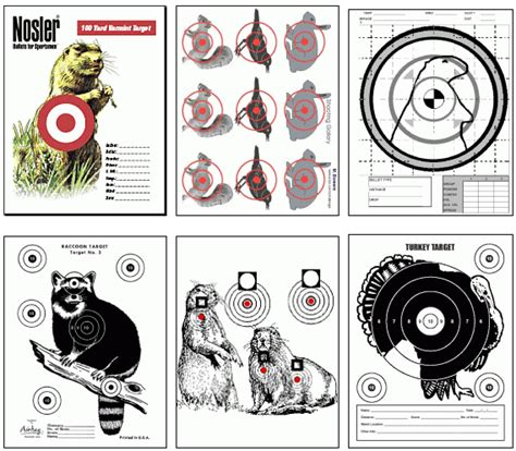 printable varmint targets free targets 171 daily bulletin