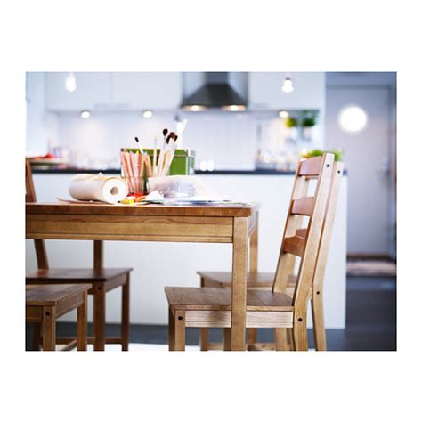 Set Meja Belajar Ikea ikea jokkmokk meja makan set dengan 4 kursi kayu pinus