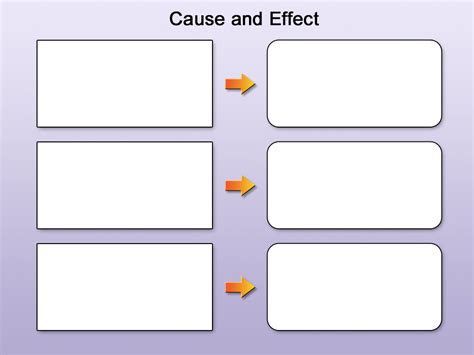 Cause And Effect Template cause and effect template search results calendar 2015