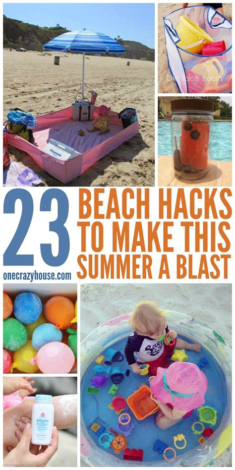 hacking ideas 25 best ideas about beach hacks on pinterest beach trip