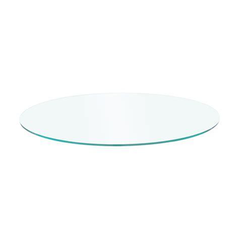 piano vetro per tavolo piano di vetro per tavolo da 60x45 cm