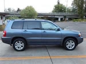 2006 Toyota Highlander Towing Capacity Toyota Highlander Limited With Tow Package Autos Post