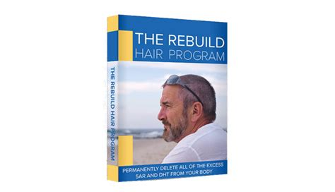 the rebuild hair program review scam or legit the hair loss protocol rebuild hair program is a scam