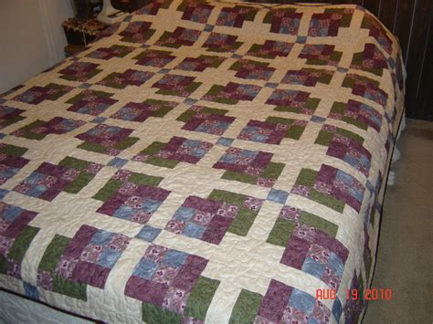 s bed spread quilt page 4