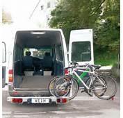 Weih Fahrradtr&228ger Verschiebbar F&252r Kastenwagen Slide Move