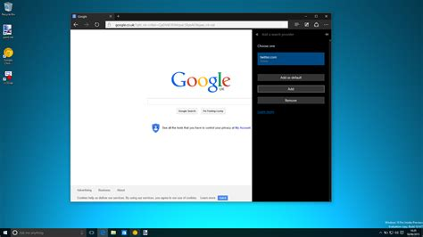 Open Search Is Rolling Out Search Support For Microsoft Edge Mspoweruser