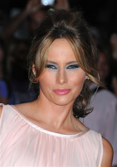 donald trumps hairstyle beautiful hairstyles 1000 images about melania trump on pinterest donald