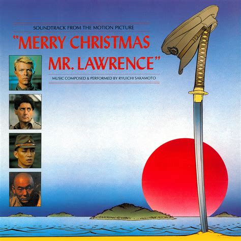 merry christmas  lawrence lp cover art