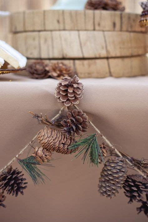 pine cone themed decor diy pine cone crafts on by keeping it simple
