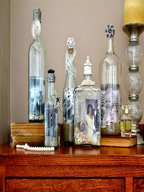 recycle home decor ideas awesome idea glass bottles recycling for coastal and