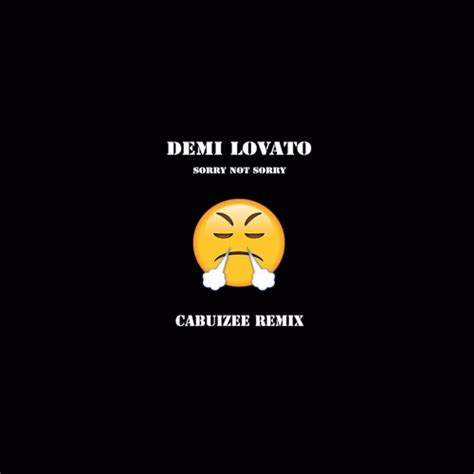 demi lovato sorry not sorry sam out remix demi lovato sorry not sorry cabuizee remix by cabuizee