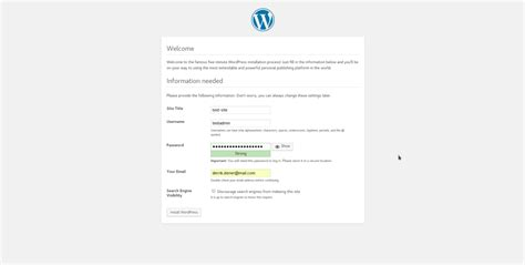 setup ubuntu server for wordpress how to install wordpress on ubuntu server