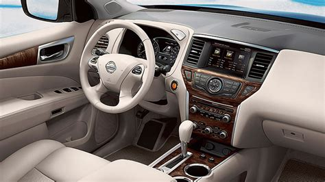 nissan pathfinder 2015 interior 2016 nissan pathfinder comes updated and with a new engine