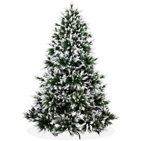 k 252 nstlicher weihnachtsbaum angeschneit spritzguss