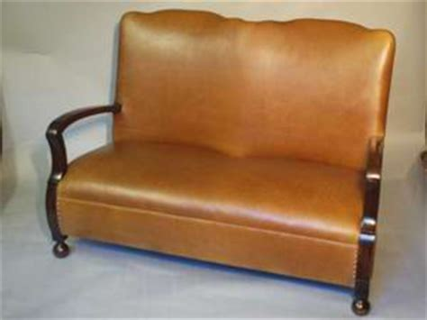 leather settees for sale uk antique furniture essex hertfordshire chest of drawers