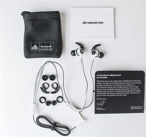 Adidas Giveaway Scam - review adidas sport supernova in ear headphones by monster beantown review