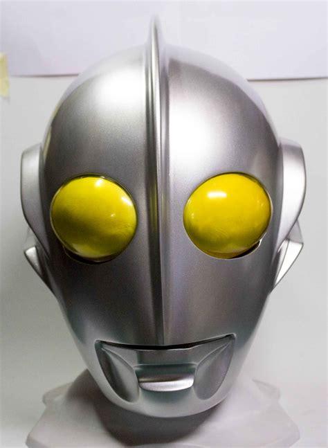 Helm Kyt Ultramen Our Replica Product Here S Littlegiant Studio