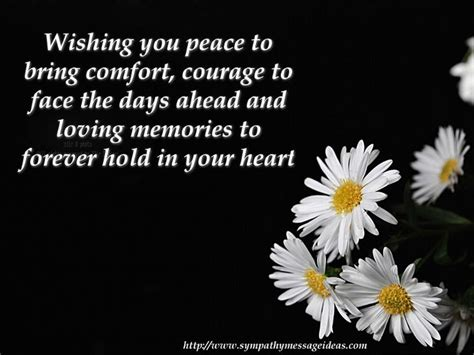 comforting sympathy messages 25 best ideas about condolences messages for loss on