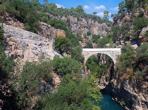 koepruelue kanyon milli parki deretepenet