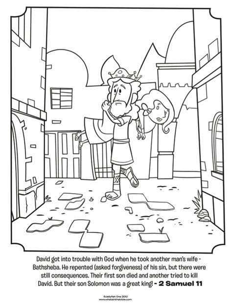solomon coloring sheet free coloring pages david and bathsheba bible coloring pages what s in the