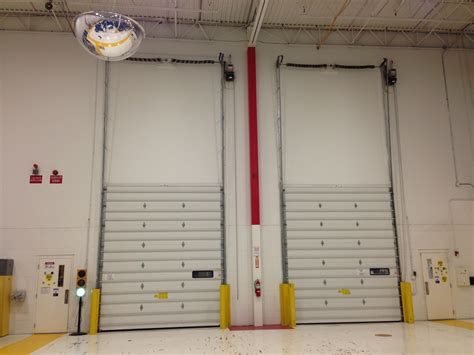 Sectional Overhead Doors Insulated Sectional Overhead Door W E Carlson Corporation