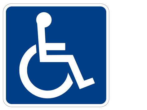 handicap template clipart disabled sign clipartfest disabled clipart