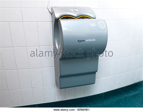 Dyson Airblade Hair Dryer dryer stock photos dryer stock images alamy
