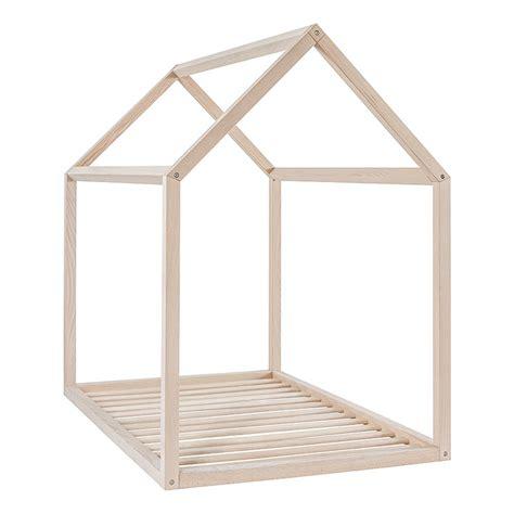 futon bett 90x190 beech wood house bed bonnesoeurs 174 design children