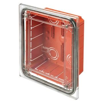 cassette di derivazione gewiss serie 48 sistema di cassette di derivazione da incasso