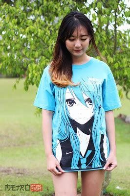 Kaos Asce Blue metro anime store