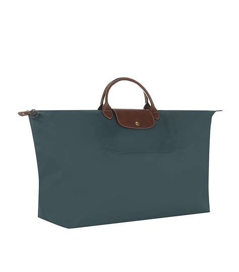 longch le pliage large travel bag in green lyst