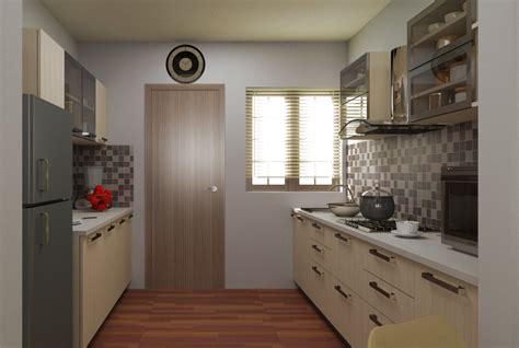 Small Parallel Kitchen Design Parallel Modular Kitchens Parallel Kitchen Designs