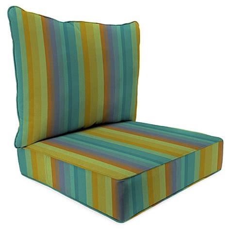 bed bath and beyond astoria 24 inch x 24 inch 2 piece deep seat chair cushion in