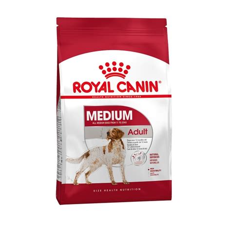 Royal Canin Meduim royal canin medium g 252 nstig kaufen bei zooroyal
