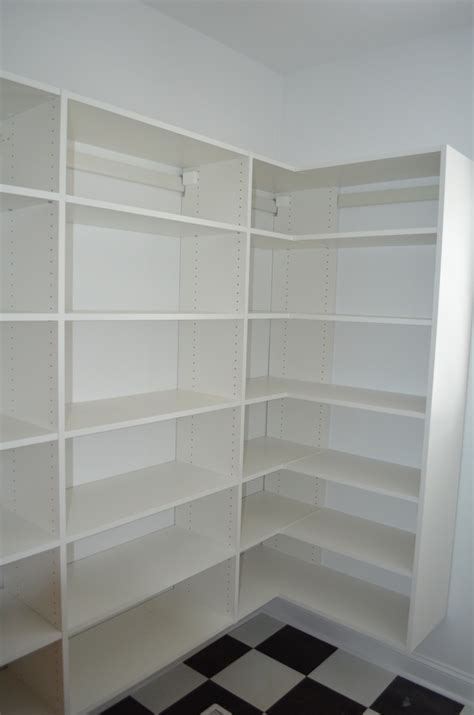 pantry shelving innovative closet glass cornelius nc