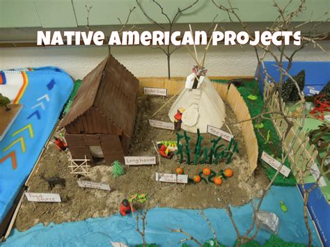 native american houses for kids native american indian projects 2013 youtube