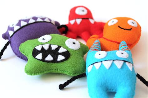 Handmade Monsters -