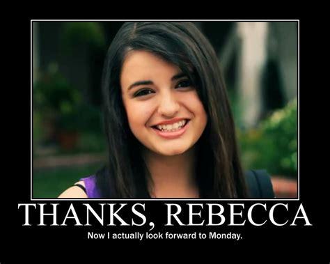 Rebecca Black Memes - its friday rebecca black meme www pixshark com images