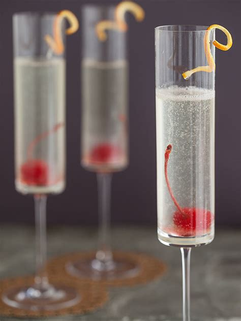 french 75 garnish celebrate with the bubbly french 75 cocktail foodiecrush