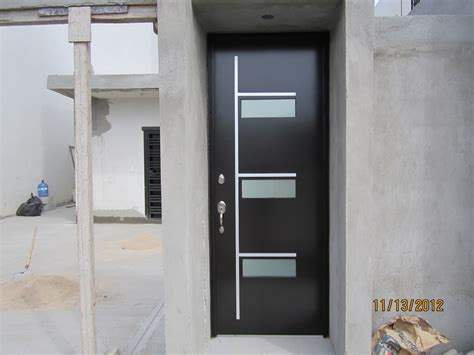 imagenes de puertas minimalistas herreria la paz puertas
