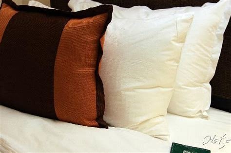 comfy bed pillows comfy pillows and bed picture of holiday inn resort