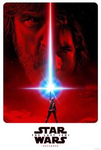 star wars the last jedi s first poster is a stunning
