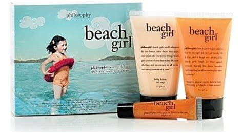 Confessions Of A Philosophy Bath by Philosophy Set 7 Great Skin Care Sets From