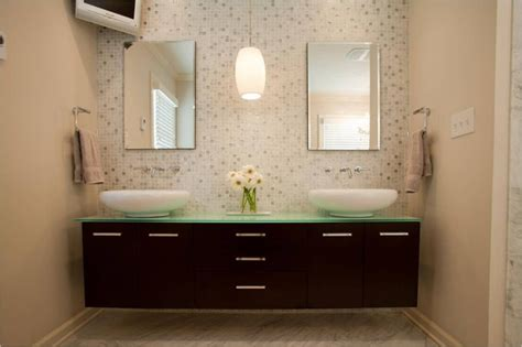 Modern Bathroom Renovation Modern Bathroom Renovation Modern Bathroom Other Metro By T R Builder Inc